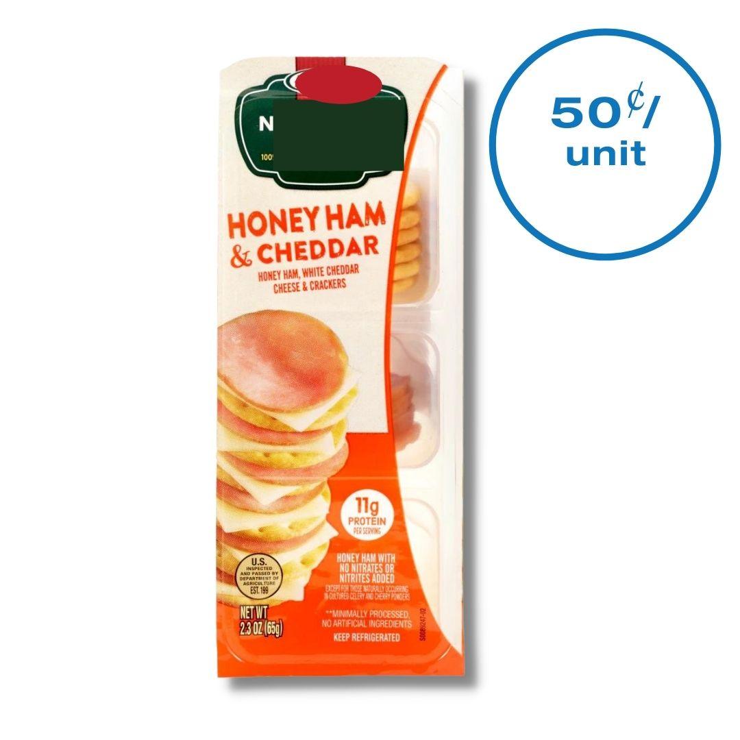 Ham and cheddar kit